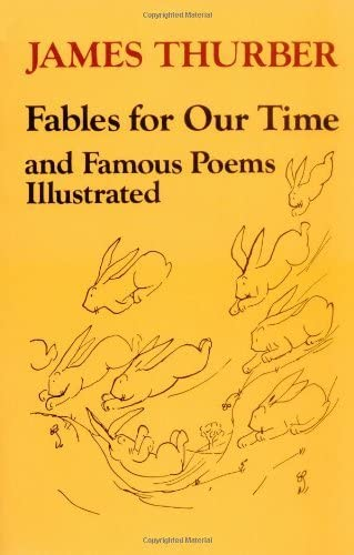 Fables of Our Time Harper Colophon Books Cn 999 by James Thurber Illustrated 31 Mar 1983 Paperback product image