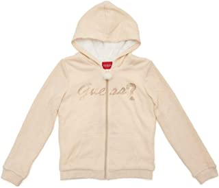 GUESS Factory Kids Girl's Gabriella Faux-Fur Lined Hoodie (7-16)