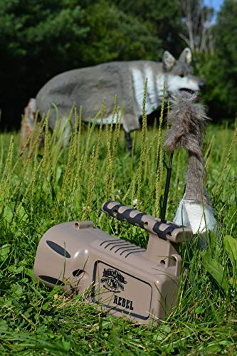 Product Image 6: Lucky Duck Rebel Predator Electronic Caller with Decoy