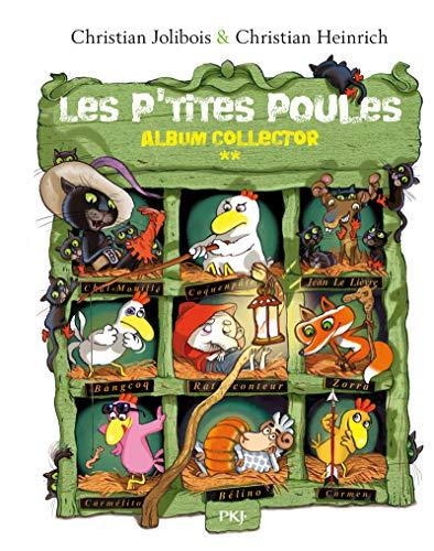 Les P'tites Poules - Album collector (Tomes 05 à 08)...