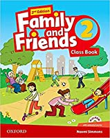 Family and Friends: Level 2: Class Book