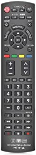 Gvirtue Universal Remote Control Compatible Replacement for Panasonic TV/ VIERA Link/ HDTV/ 3D/ LCD/ LED, N2QAYB000485 N2Q...