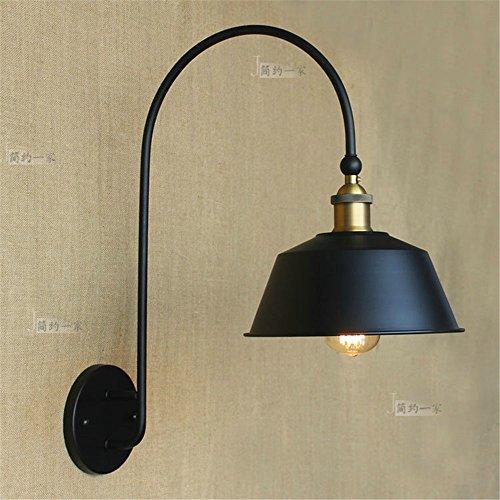 Modernes Wandleuchten Vintage Loft-Wandlampen Antik Deko Wandbeleuchtung Retro Garten Lange Arm...
