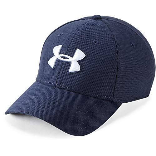 Under Armour 1305036, Casquette 1305036-410 Homme, Bleu (Midnight Navy), FR : M (Taille Fabricant :...