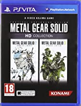 Metal Gear Solid HD Collection Sony Playstation PS Vita Game -UK Spanish European Version