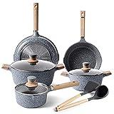 Best Ceramic Pans - Pots and Pans Set - Non-stick Cookware Sets Review