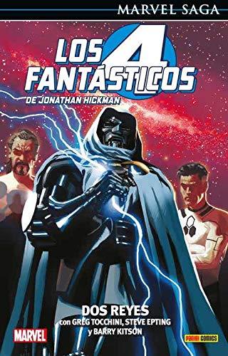 Los 4 Fantásticos de Jonathan Hickman 5. Dos Reyes