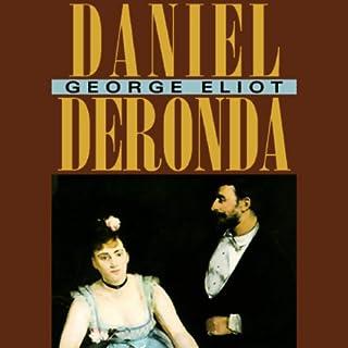 Daniel Deronda audiobook cover art