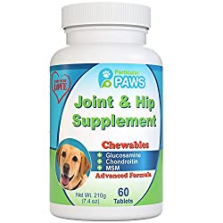 Particular Paws Joint and Hip Supplemen