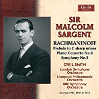 Sir Malcolm Sargent Conducts Rachmaninoff by SIR MALCOLM / BBC SO SARGENT