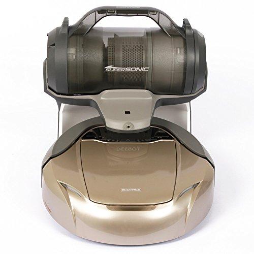 Robot aspirador Ecovacs Filtro HEPA - Deebot D77
