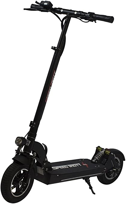 Speedtrot RS800+ - Patinete eléctrico Unisex, Color Negro ...