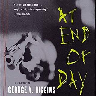 At End of Day audiobook cover art