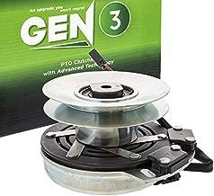 8TEN Gen 3 Electric PTO Clutch for John Deere Z225 Z425 Z445 Z465 Eztrak Zero-Turn AM136787 5219-88 AM137323