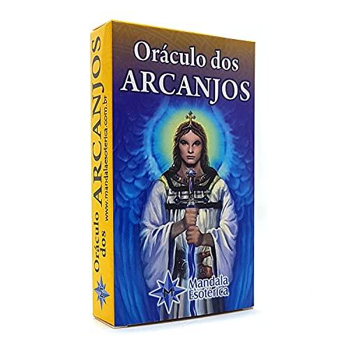 Poderoso Oráculo dos Arcanjos Guia Motivacional 45 Cartas