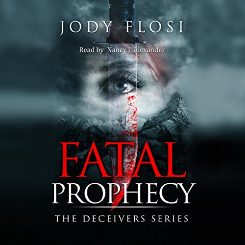 Fatal Prophecy audiobook cover art
