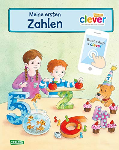Carlsen Clever: Meine ersten Zahlen