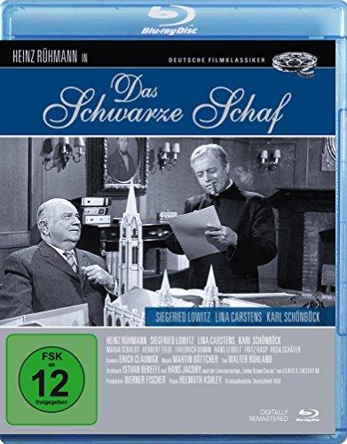 Das schwarze Schaf - Pater Brown - Deutsche Filmklassiker [Blu-ray]
