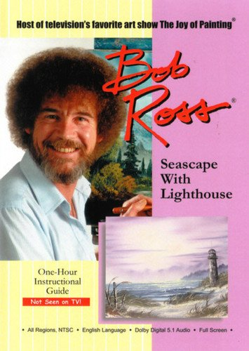 Bob Ross - Seascape/Lights