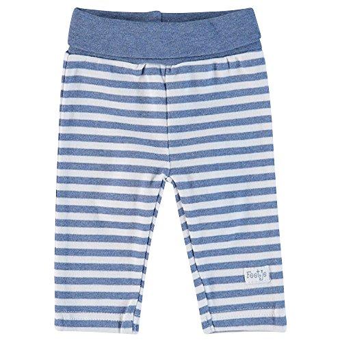 Feetje 522232 Pantalon de survêtement pour bébé - Bleu - 1 mois
