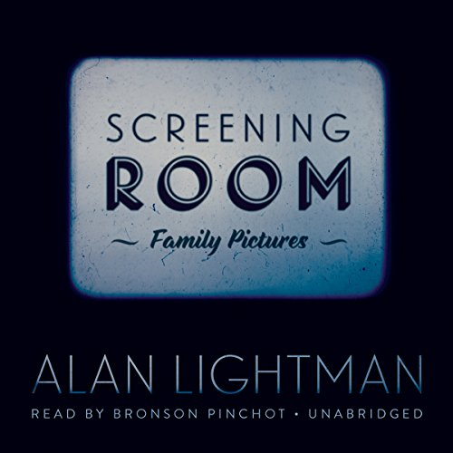 Screening Room audiobook cover art