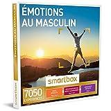 SMARTBOX - Coffret Cadeau homme - Émotions au masculin - idée cadeau - 7050 expériences : 1...