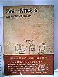 泉靖一著作集〈6〉文化人類学に何を求めるか (1971年)