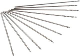 Flute Length: 1-1//4; Overall Length: 6 6 Pcs Glbcox63//32 3//32 X 6 Cobalt Gold Aircraft Extension Drill Bit