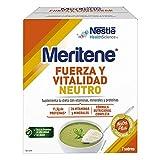 Nestlé Meritene - Suplemento alimenticio 50 g, 7 sobres