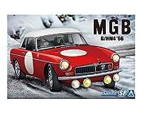 1/24 アオシマ BLMC G/HM4 MG-B CLUB RALLY Ver. '6