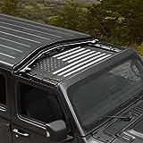 Voodonala for Jeep JL Sunshade Mesh Sun Shade Bikini Top for 2018-2020 Jeep Wrangler JL JLU 2/4 Door & 2020 Gladiator JT, Flag
