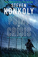 POINT OF CRISIS: A Modern Thriller (Alex Fletcher Book 4)