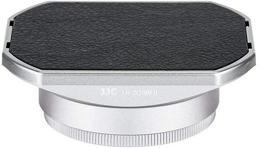 JJC LH-JX100FII Lens Hood Adapter Ring Kit for Fujifilm X70  X100  X10...