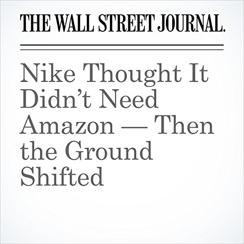 Nike Thought It Didn't Need Amazon — Then the Ground Shifted copertina