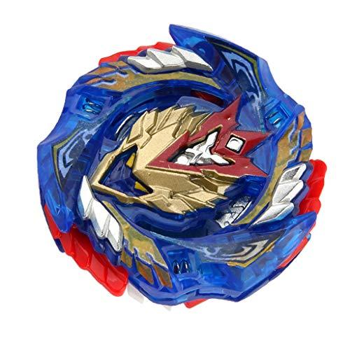 MagiDeal Toupie Burst 4D Set Jouet Cadeaux pour Enfants Adulte - B-127 Val-Valérie + Lanceurs