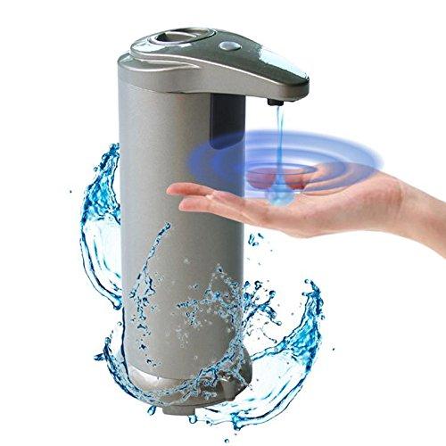 Distributeur De Savon Automatique En Acier Inoxydable, Fonction étanche, Adapté Pour La Cuisine H?tel Bath 280 ML
