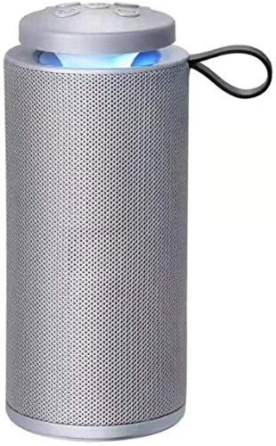 Generic TG113 Splashproof High Bass Sound Wireless Bluetooth Speaker - Black