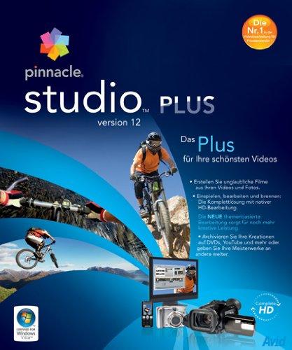 Preisvergleich Produktbild Pinnacle Studio 12 Plus