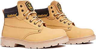 Gladiator safety shoes/safety boots 4008, steel toe & steel midsole, CE certified