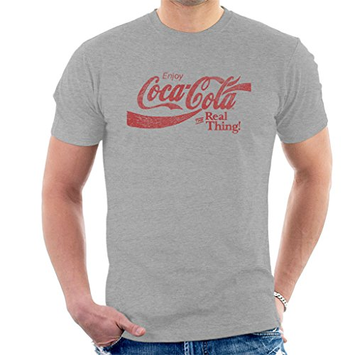 Coca Cola The Real Thing Men