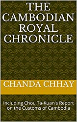 The Cambodian Royal Chronicle book cover