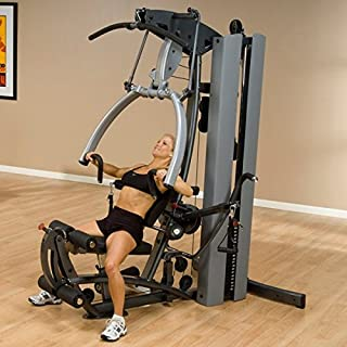 Body Solid F6003 Fusion Personal Trainer with Bi-Angular Press Arm 310-Pound