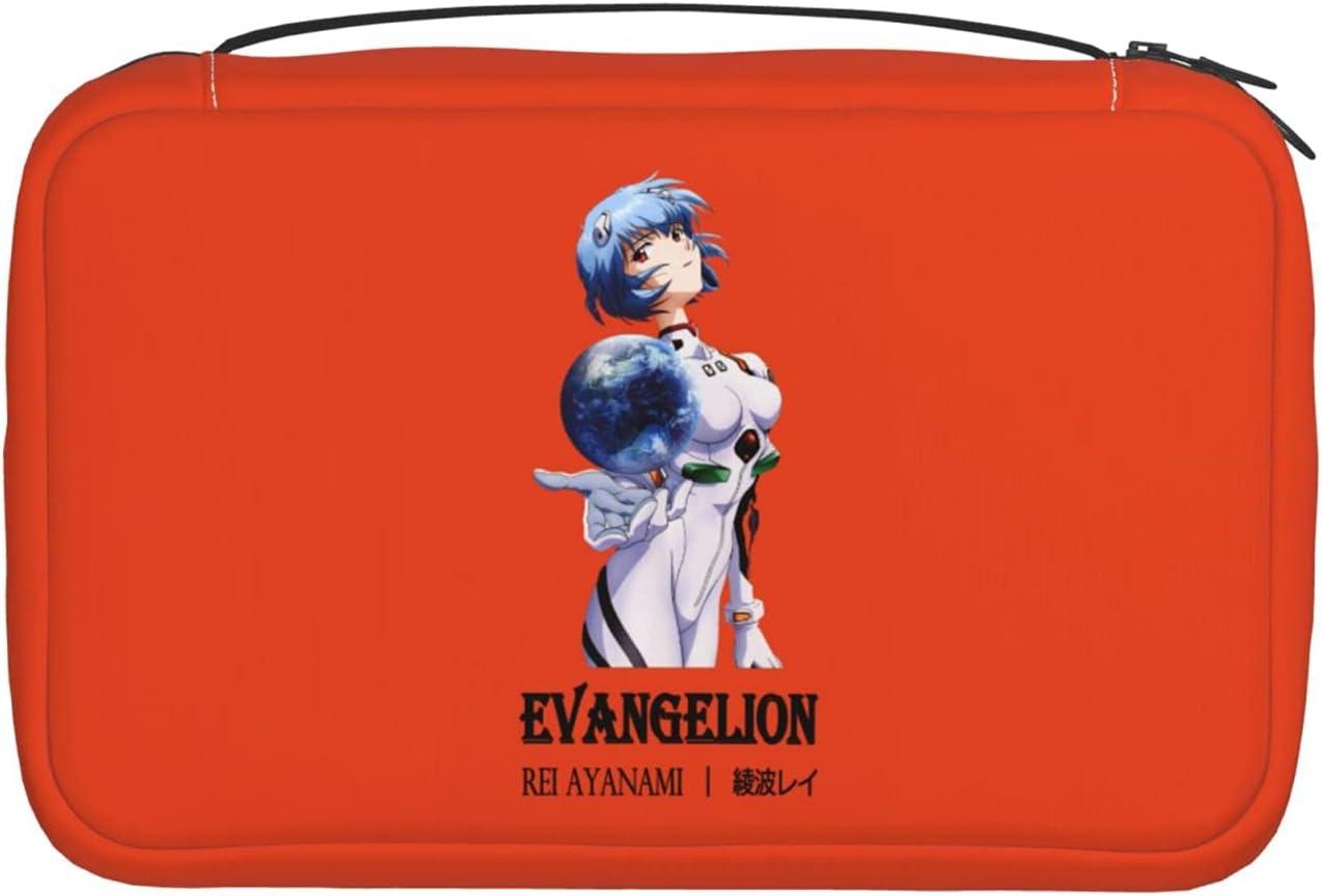 Neon Genesis Evangelion Eva Rei Bag With Travel Toiletry Max Challenge the lowest price of Japan ☆ 46% OFF Han