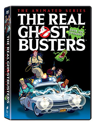 REAL GHOSTBUSTERS 1-10 - REAL GHOSTBUSTERS 1-10 (10 DVD)