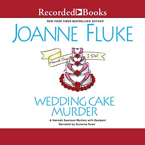 Wedding Cake Murder cover art