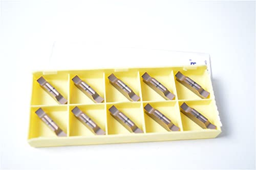 new arrival 10PCS MGGN400-JM LF6018 grooving milling cutter carbide insert ,cutting new arrival popular inserts, cnc lathe turning tools sale