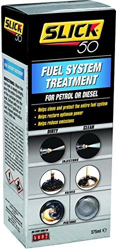 Tratamiento de Sistema de Combustible Slick 50