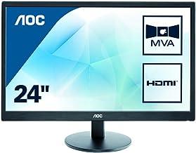 AOC M2470SWH - Monitor de 23.6