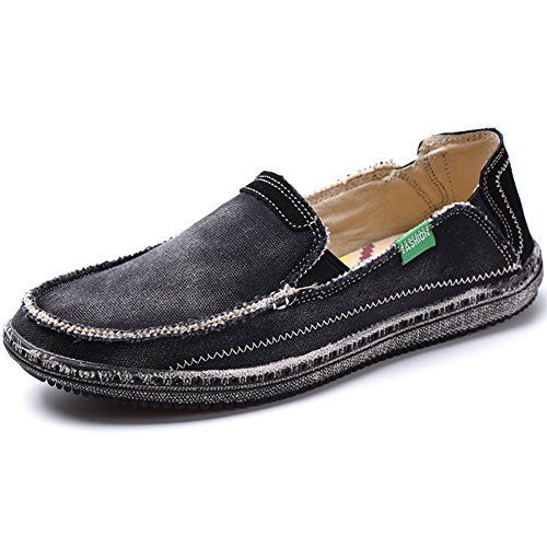 mens slip on boat shoes