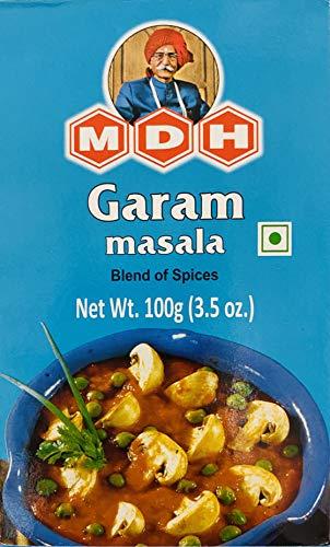 MDH ガラムマサラ 100g Garam masala スパイス ハーブ 香辛料 調味料 業務用 (01箱)